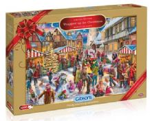 All Wrapped up for Christmas  Limited Edition - Gibsons Jigsaw Puzzle (1000 pieces)